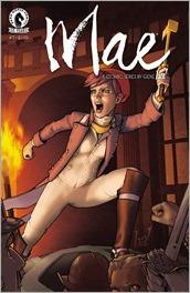 Mae #5 Cover
