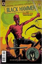 Black Hammer #3 Cover - Lemire Variant
