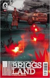 Briggs Land #3 Cover