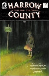Harrow County #16 Cover