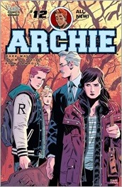 Archie #12 Cover B