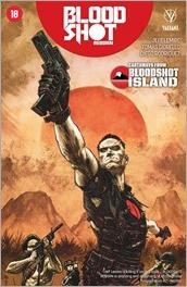 Bloodshot Reborn #18 Cover B - Gorham