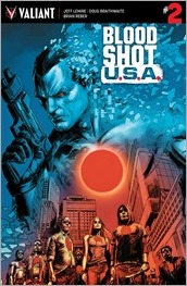 Bloodshot U.S.A. #2 Cover A - Braithwaite
