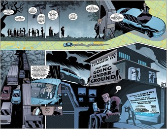 Cave Carson Has A Cybernetic Eye #1 Preview 2