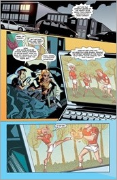 Cave Carson Has A Cybernetic Eye #1 Preview 4