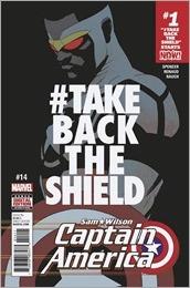 Captain America: Sam Wilson #14 Cover