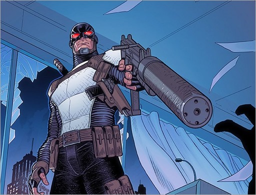 Captain America: Sam Wilson #14