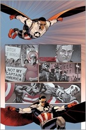 Captain America: Sam Wilson #14 First Look Preview 2