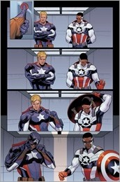 Captain America: Sam Wilson #14 First Look Preview 3