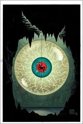Cave Carson Has A Cybernetic Eye #1 Cover - Wagner Variant