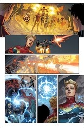 Civil War II #6 First Look Preview 3