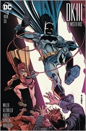 Dark Knight III: The Master Race #6 Cover - 1 in 25 Variant