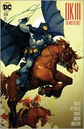 Dark Knight III: The Master Race #6 Cover - 1 in 50 Variant
