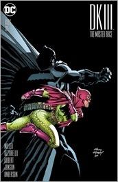 Dark Knight III: The Master Race #6 Cover - Kubert