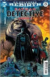 Detective Comics #940 Cover