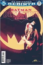 Detective Comics #940 Cover - Albuquerque Variant