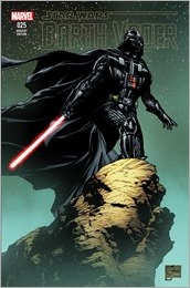 Darth Vader #25 Cover - Quesada Variant