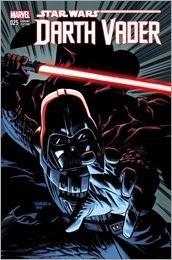 Darth Vader #25 Cover - Samnee Variant