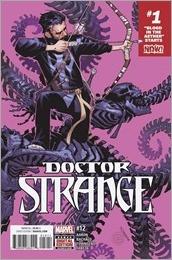 Doctor Strange #12 Cover