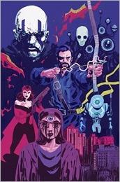 Doctor Strange #12 Cover - Walsh Story Thus Far Variant