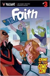 Faith #3 Cover A - Wada