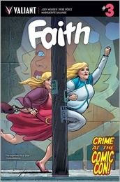 Faith #3 Cover C - Gorham
