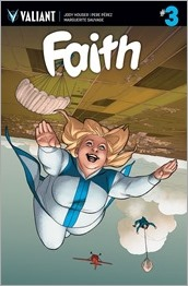 Faith #3 Cover - Henry Variant