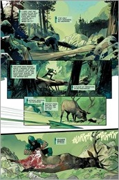 Green Arrow #8 Preview 1