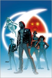 Harbinger Renegades #1 Cover C - Johnson