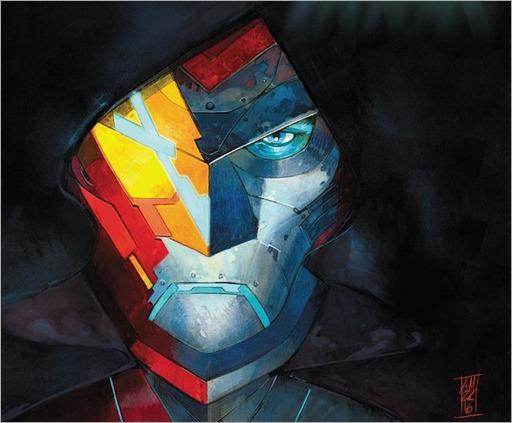 Infamous Iron Man #1
