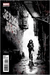 Jessica Jones #1 Cover - Aja Variant