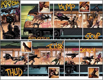 Midnighter and Apollo #1 Preview 2