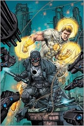 Midnighter and Apollo #1 Cover - Porter Variant
