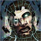 Mosaic #1 Cover - D'Alfonso Hip-Hop Variant