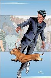Reggie & Me #1 Cover H - Torres & Unger Variant