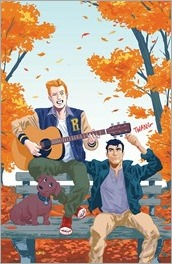 Reggie & Me #1 Cover I - Walsh Variant