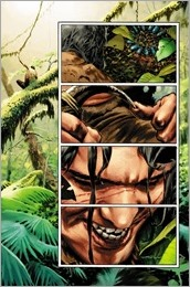 Savage #1 First Look Preview 1
