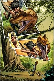 Savage #1 First Look Preview 3