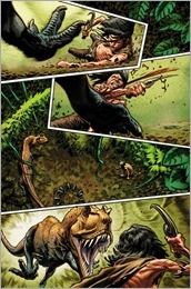 Savage #1 First Look Preview 4