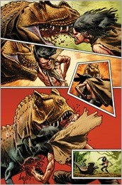 Savage #1 First Look Preview 5