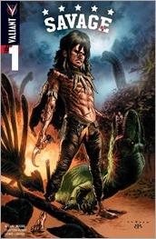 Savage #1 Cover A - LaRosa