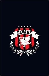 Savage #1 Cover B - Fletcher