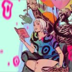 Preview: Shade, The Changing Girl #1 by Castellucci & Zarcone