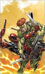 Solo #1 Cover - Liefeld Variant