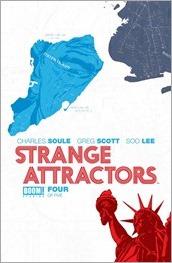 Strange Attractors #4 Cover