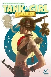 Tank Girl: Gold #1 Cover B - Frog