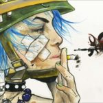 Preview of Tank Girl: Gold #1 by Martin & Parson (Titan)