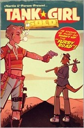 Tank Girl: Gold #1 Cover E - Parson