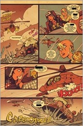 Tank Girl: Gold #1 Preview 2