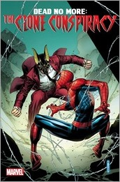 The Clone Conspiracy #1 Cover - Cheung Variant